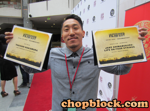 LA ASIAN PACIFIC FILM FEST (closing)