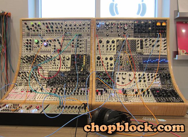 PATCH CV | chopblock
